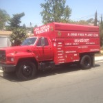 Junk Free Planet Truck
