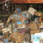 Garage Hoarding