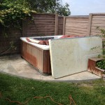 Jacuzzi Removal 1